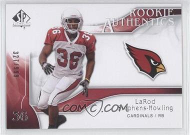2009 SP Authentic #203 - LaRod Stephens-Howling /999
