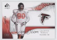 Rookie Authentics - Lawrence Sidbury /999