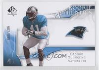 Rookie Authentics - Captain Munnerlyn /999