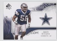 Rookie Authentics - Jason Williams /999