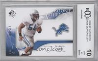 Rookie Authentics - DeAndre Levy /999 [ENCASED]