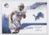 Rookie Authentics - DeAndre Levy /999