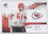 Colin Brown /999