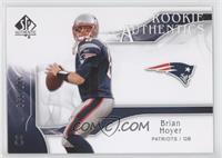 Rookie Authentics - Brian Hoyer /999
