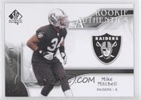Rookie Authentics - Michael Mitchell /999