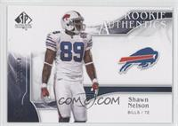 Rookie Authentics - Shawn Nelson /999