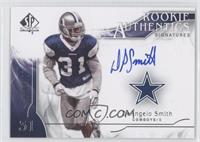 Rookie Authentics Signatures - DeAngelo Smith /999