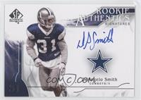 Rookie Authentics Signatures - DeAngelo Smith /999