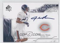 Rookie Authentics Signatures - Johnny Knox /999
