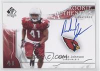 Rookie Authentics Signatures - Rashad Johnson /999