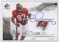 Rookie Authentics Signatures - Roy Miller /999
