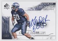 Rookie Authentics Signatures - Max Unger /999