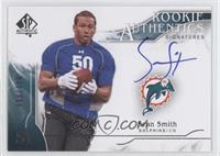 Rookie Authentics Signatures - Sean Smith /999