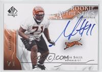 Rookie Authentics Signatures - Andre Smith /799