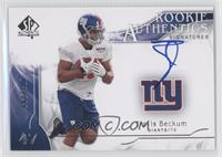 Rookie Authentics Signatures - Travis Beckum /799
