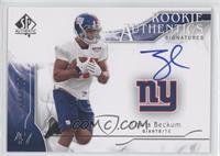 Rookie Authentics Signatures - Travis Beckum /799