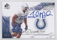 Rookie Authentics Signatures - Fili Moala /799