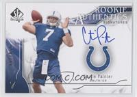 Rookie Authentics Signatures - Curtis Painter /799