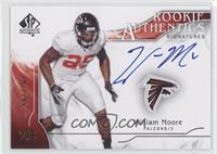 Rookie Authentics Signatures - William Moore /799