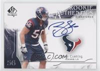 Rookie Authentics Signatures - Brian Cushing /299