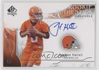 Rookie Authentics Signatures - Graham Harrell /299