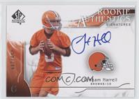 Rookie Authentics Signatures - Graham Harrell /299