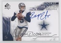 Rookie Authentics Signatures - Rudy Carpenter /299