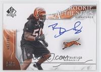 Rookie Authentics Signatures - Rey Maualuga /299