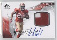 Rookie Authentics Auto Patch - Glen Coffee /999