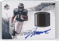Rookie Authentics Auto Patch - Jeremy Maclin /999