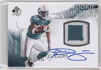Rookie Authentics Auto Patch - Patrick Turner /999