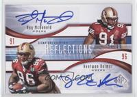 Ray McDonald, Kentwan Balmer /99