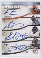 Lavelle Hawkins, Earl Bennett, Donnie Avery, Andre Caldwell /35