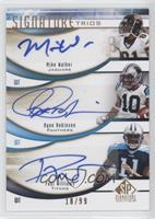 Ryne Robinson, Mike Walker, Paul Williams /99