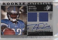 Derrick Williams /50