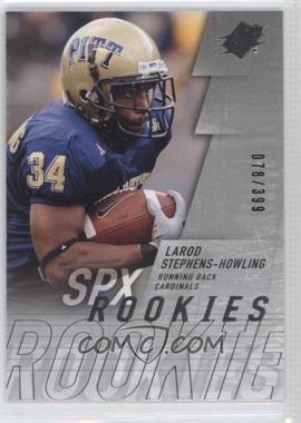 2009 SPx [???] #201 - LaRod Stephens-Howling /399