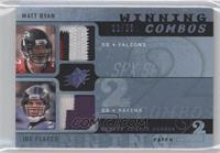 Matt Ryan, Joe Flacco /25