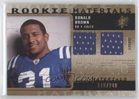 Donald Brown /249