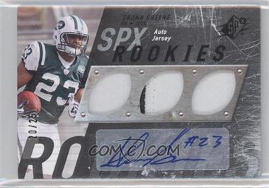 2009 SPx Silver #117 - Shonn Greene /25