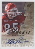 Rookie Signatures - Bear Pascoe /299