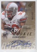 Rookie Signatures - James Laurinaitis /299