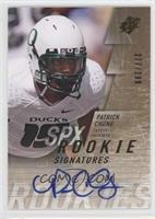 Rookie Signatures - Patrick Chung /299