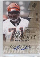 Rookie Signatures - Andre Smith /299