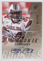 Rookie Signatures - Jared Cook /299