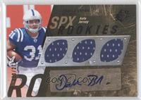 Rookies Auto Jersey - Donald Brown /279