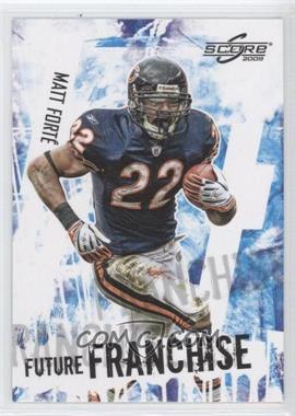 2009 Score Future Franchise #15 - Matt Forte