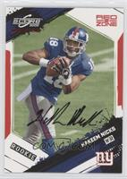 Hakeem Nicks /30