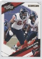 Chester Pitts /50