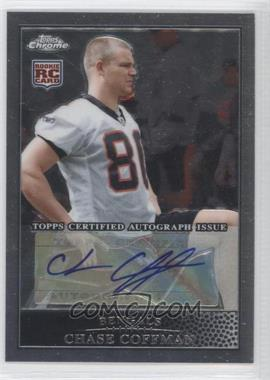 2009 Topps Chrome Autographed Rookie [Autographed] #TC131 - Chase Coffman