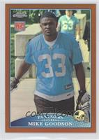 Mike Goodson /649